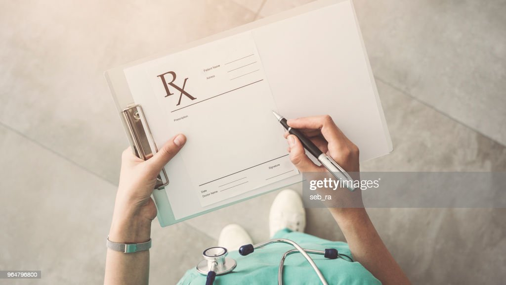 Doctor medical and healthcare concept : Stock Photo