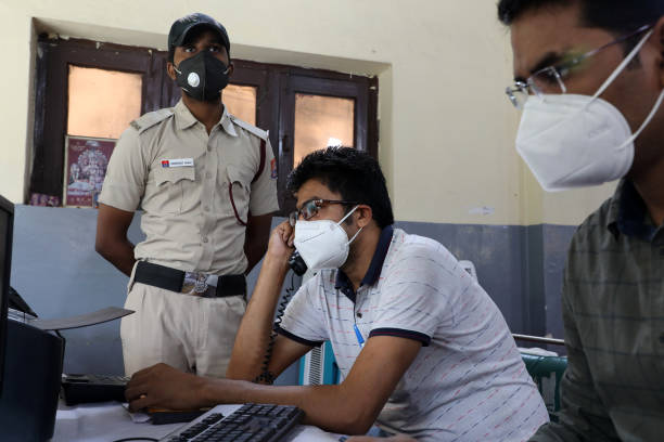 JPN: Covid-19 Tests And Telemedicine Hub As India's Epidemic Moves Outside Major Cities