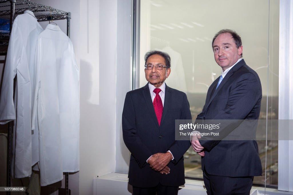 Doctor Navin C  Shah, a urologist, and Dr  Vladimir Loffe, a