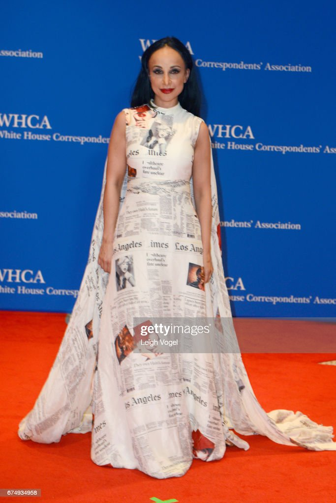 Doctor Nina Radcliff attends the 2017 White House Correspondents' Association Dinner at Washington Hilton on April 29, 2017 in Washington, DC.