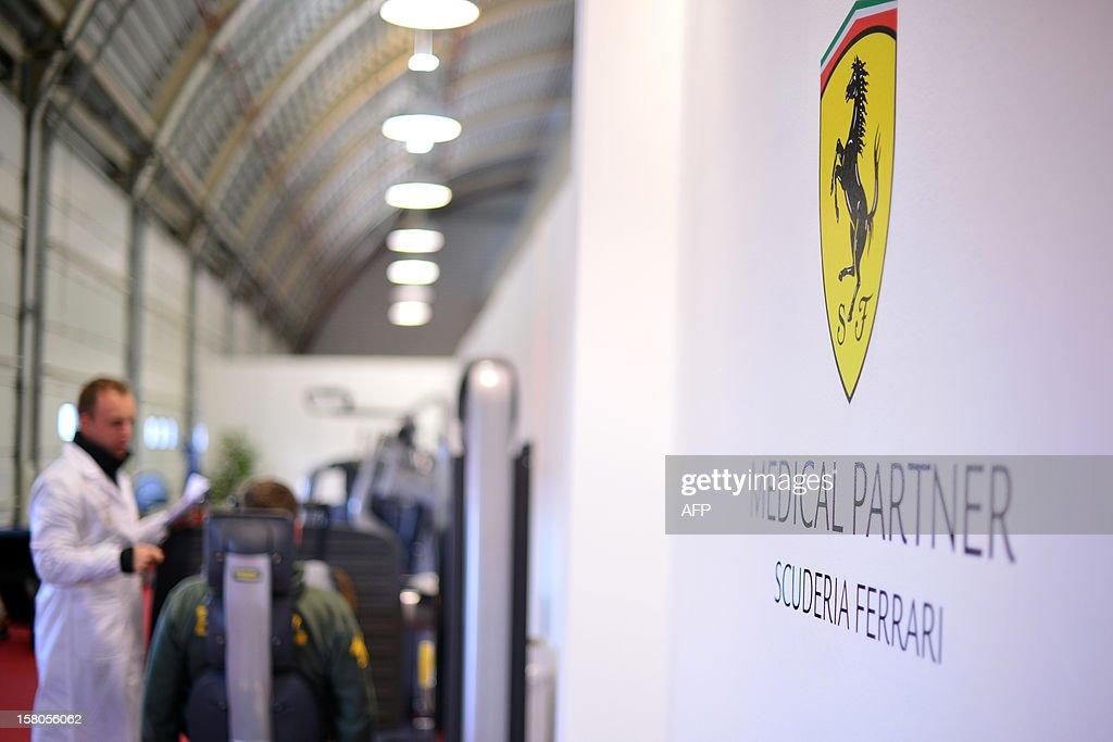Italy Auto Transport Ferrari Factory News Photo
