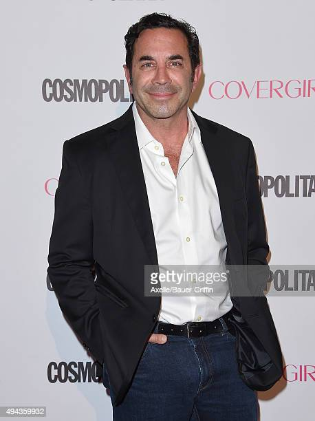Doctor Paul Nassif arrives at Cosmopolitan Magazine's 50th Birthday Celebration at Ysabel on October 12 2015 in West Hollywood California