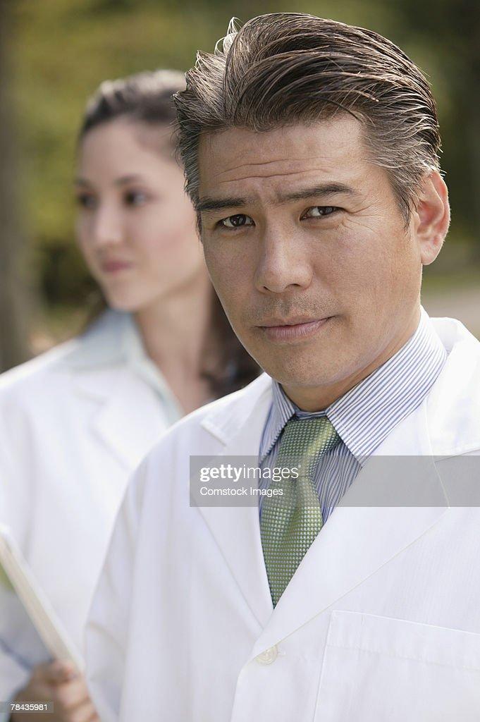 Doctor : Stockfoto