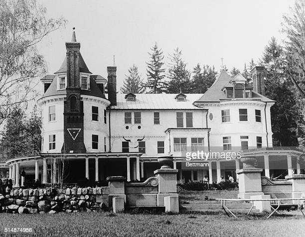 Doctor Timothy Leary often described as the high priest of LSD lives in this rented 64room mansion at Millbrook New York The mansion also serves as...