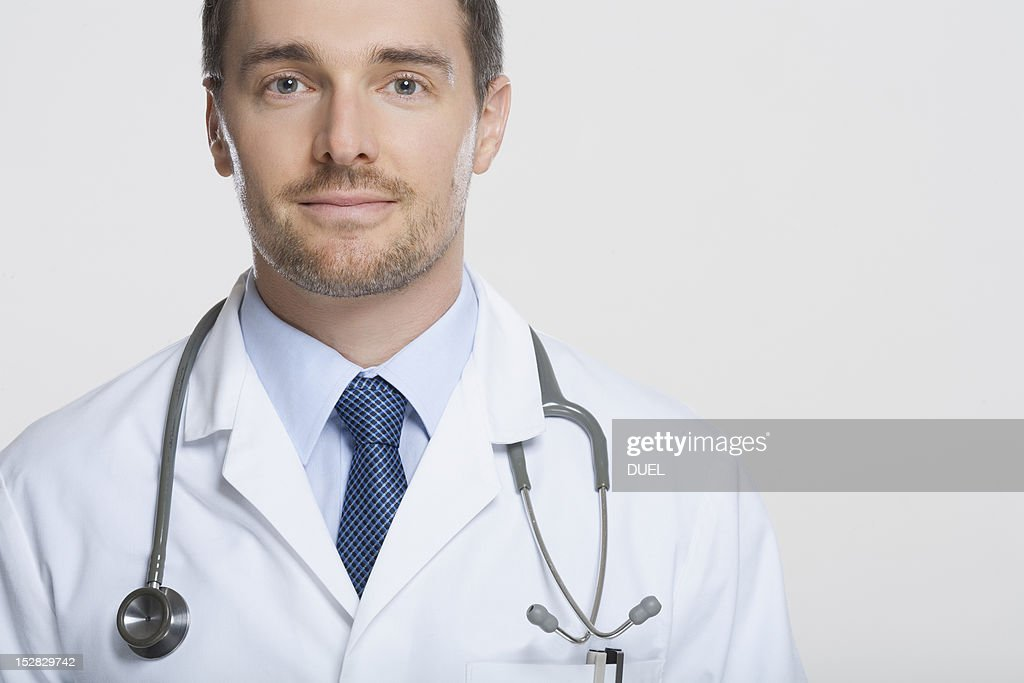 Doctor Wearing Stethoscope High-Res Stock Photo - Getty ImagesDoctor Stethoscope Comment
