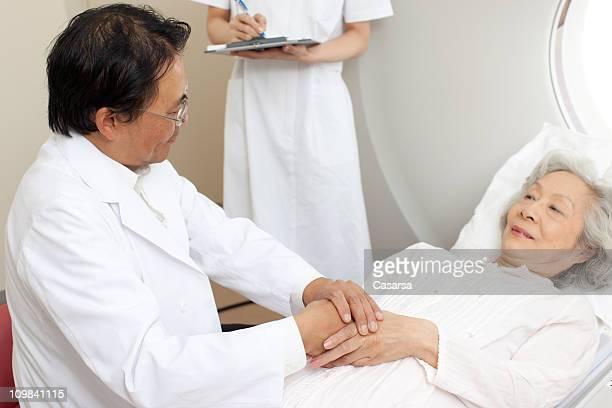 担当医師が患者