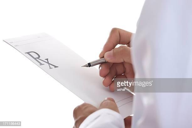 Arzt Schreiben RX