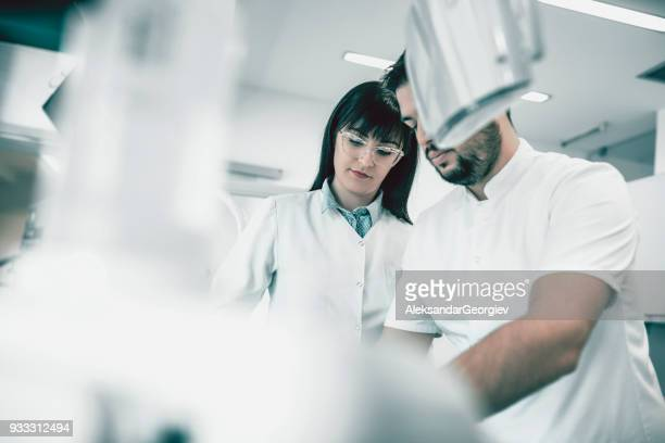 Doctors and His Assistant Prepare The Dental Equipment for Procedure