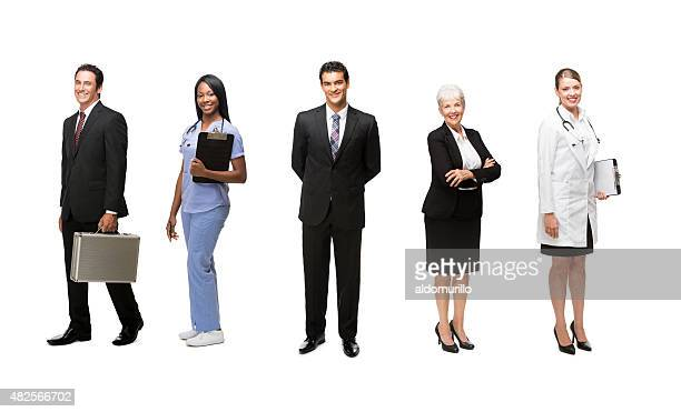 Doctors and managers