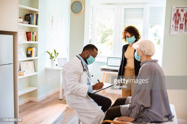 doctors appointment - doctor stock pictures, royalty-free photos & images