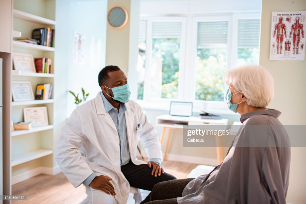 Doctors Appointment : Stock Photo