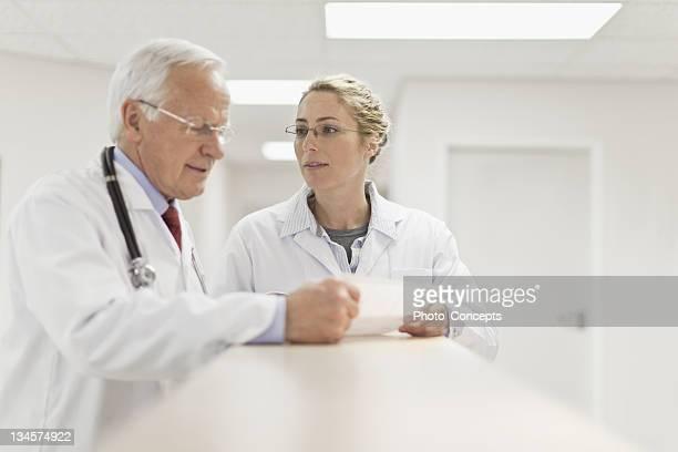 ドクターズ調べる書類の病院
