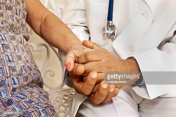 doctors hands