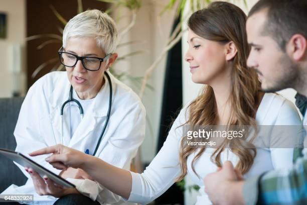 Doctors home visit