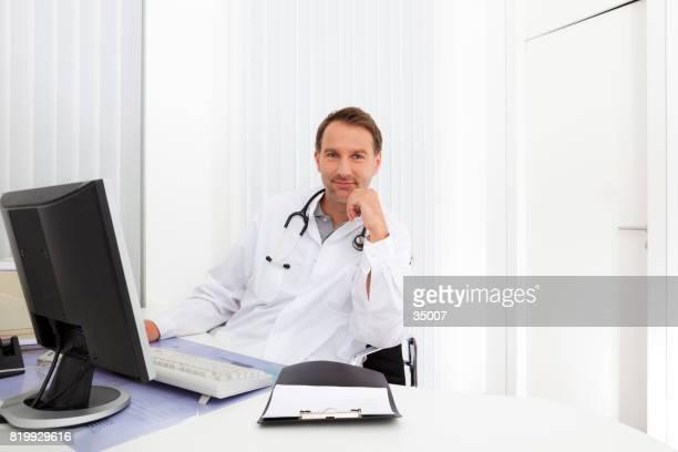 läkare kontor