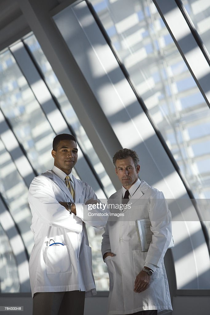 Doctors : Stockfoto