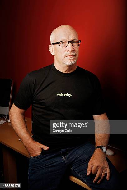 Documentary film director Alex Gibney is photographed for Los Angeles Times on July 21 2015 in New York City PUBLISHED IMAGE CREDIT MUST BE Carolyn...