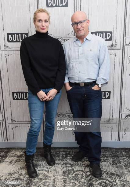 Documentary film director Alexis Bloom and producer Alex Gibney visit Build Series to discuss the film 'Divide and Conquer The Story of Roger Ailes'...