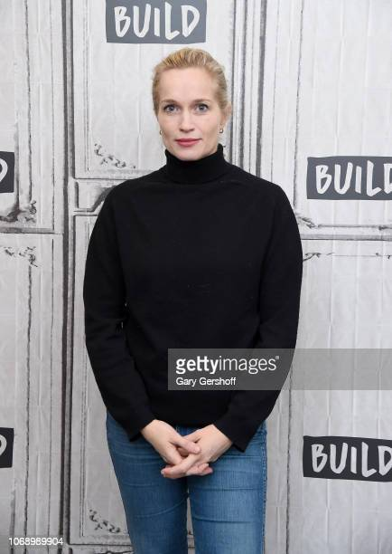 Documentary film director Alexis Bloom visits Build Series to discuss the film 'Divide and Conquer The Story of Roger Ailes' at Build Studio on...