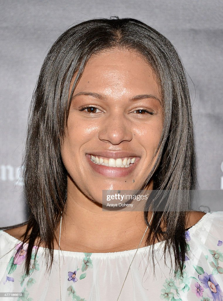 Documentary film subject Wednesday Moore attends the 'A New High' and 'Hotel 22' screenings during the 2015 Los Angeles Film Festival at Regal Cinemas L.A. Live on June 14, 2015 in Los Angeles, California.