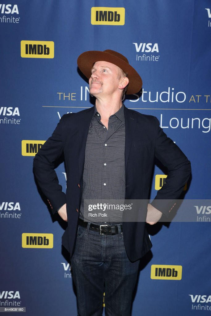 Documentary Filmmaker Morgan Spurlock of 'Super Size Me 2: Holy Chicken!' attends The IMDb Studio Hosted By The Visa Infinite Lounge at The 2017 Toronto International Film Festival at Bisha Hotel & Residences on September 8, 2017 in Toronto, Canada.
