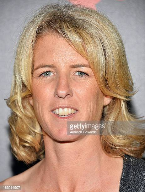 Documentary filmmaker Rory Kennedy arrives at the 38th Annual Gracie Awards Gala at The Beverly Hilton Hotel on May 21 2013 in Beverly Hills...