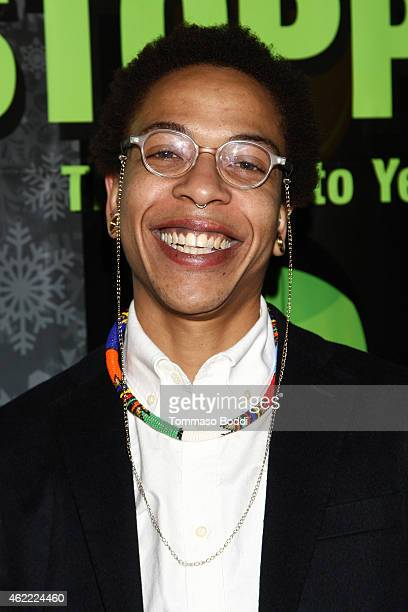 Documentary grant winner Lyric R Cabral attends the Women In Film Presents Ninth Annual Sundance Filmmakers Panel Presented By Skywalker Sound 2015...