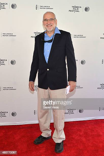 Documentary subject and author Don Siegel attends The Search For General Tso world premiere at 2014 Tribaca Film Festival at SVA Theater on April 20...