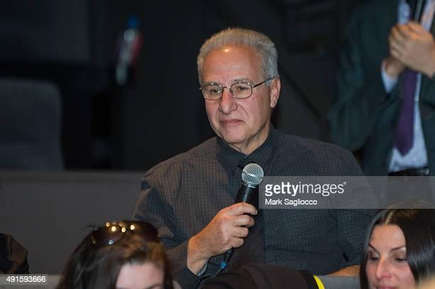 Documentary Subject Bill Genovese attends The Witness QA during the 53rd New York Film Festival the Elinor Bunin Munroe Film Center on October 6 2015...