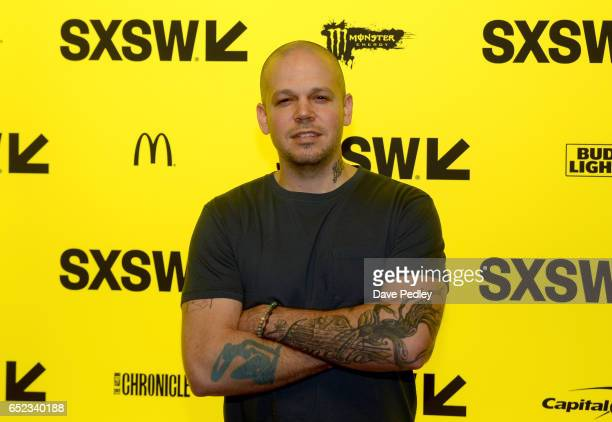 Documentary subject/musical artist Rene Perez Joglar aka Residente attends the premiere of 'Residente' during 2017 SXSW Conference and Festivals at...