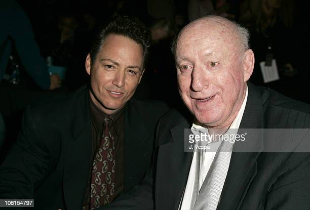 Dodd Darin and Steve Blauner during 2004 AFI Film Festival Beyond the Sea Premiere Opening Night Gala After Party at Wilcox Theater in Los Angeles...