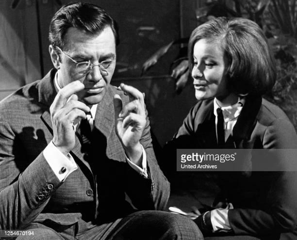 Doddy und die Musketiere, Fernsehfilm, Deutschland 1964, Regie: Arthur Maria Rabenalt, Darsteller: Gerhard Riedmann, Loni von Friedl.