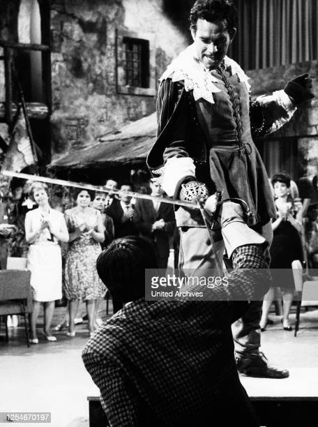 Doddy und die Musketiere Fernsehfilm Deutschland 1964 Regie Arthur Maria Rabenalt Darsteller Adrian Hoven Gerhard Riedmann
