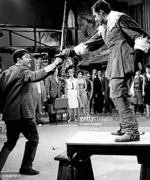 Doddy und die Musketiere Fernsehfilm Deutschland 1964 Regie Arthur Maria Rabenalt Darsteller Gerhard Riedmann Adrian Hoven