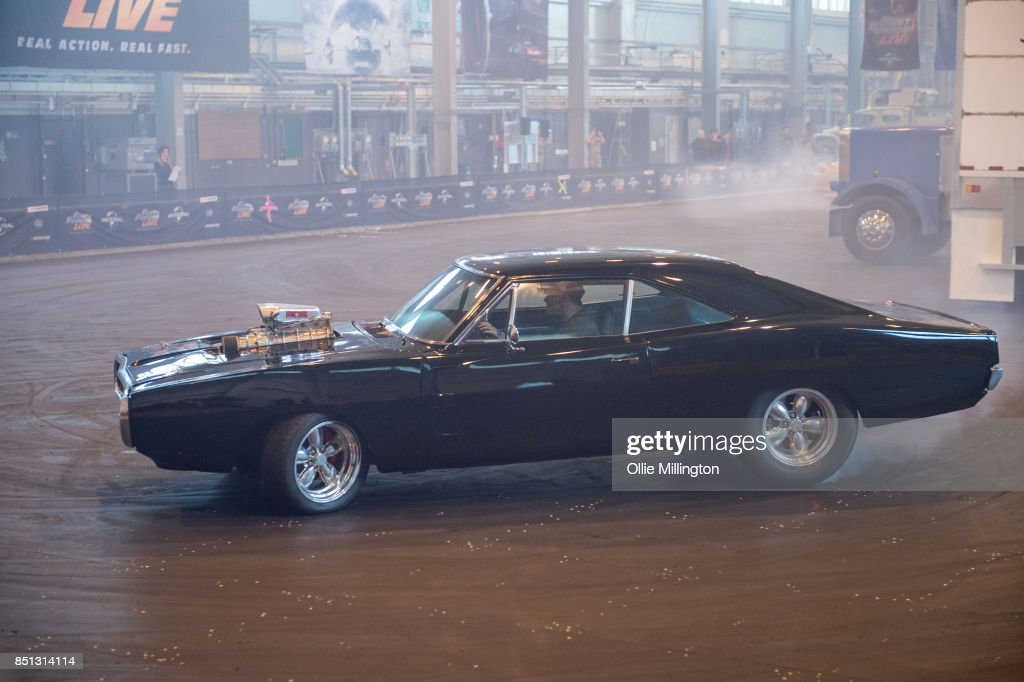 Dodge Charger R T Used On Screen By Vin Diesel As The Signature Car