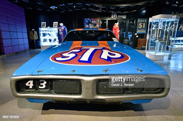 Dodge Charger that Richard Petty drove to his fifth and sixth Grand National/Winston Cup Series Championship in 1974 and 1975 and was used for his...