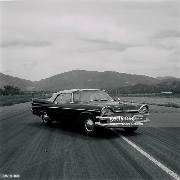 Dodge Coronet Road Test for Motor Life magazine Dual carbs