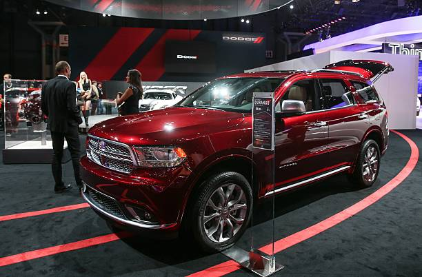 New York International Auto Show Pictures Getty Images - Durango car show