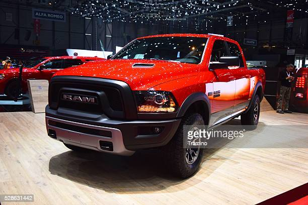 Dodge Ram 1500 on the motor show