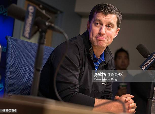 Dodgers president of baseball operations Andrew Friedman explains the conversations involved in the mutual agreement to part ways with Dodgers...