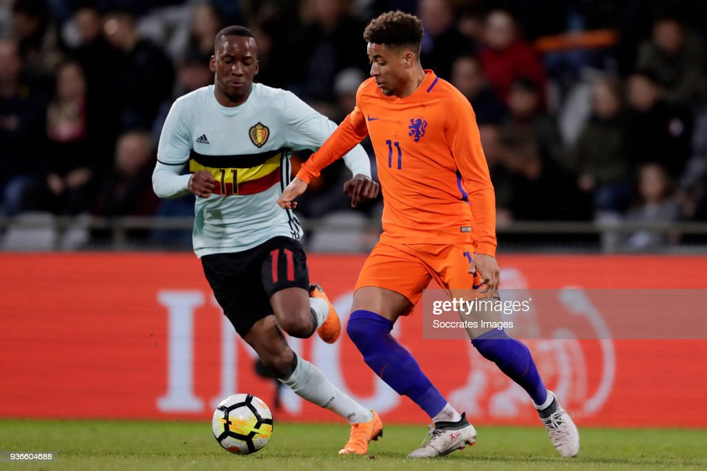Netherlands U21 v Belgium U21 - International Friendly