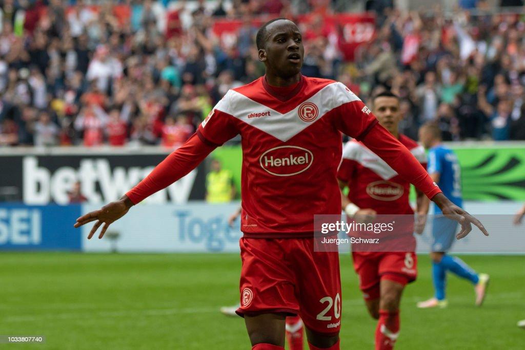 Fortuna Duesseldorf v TSG 1899 Hoffenheim - Bundesliga : News Photo