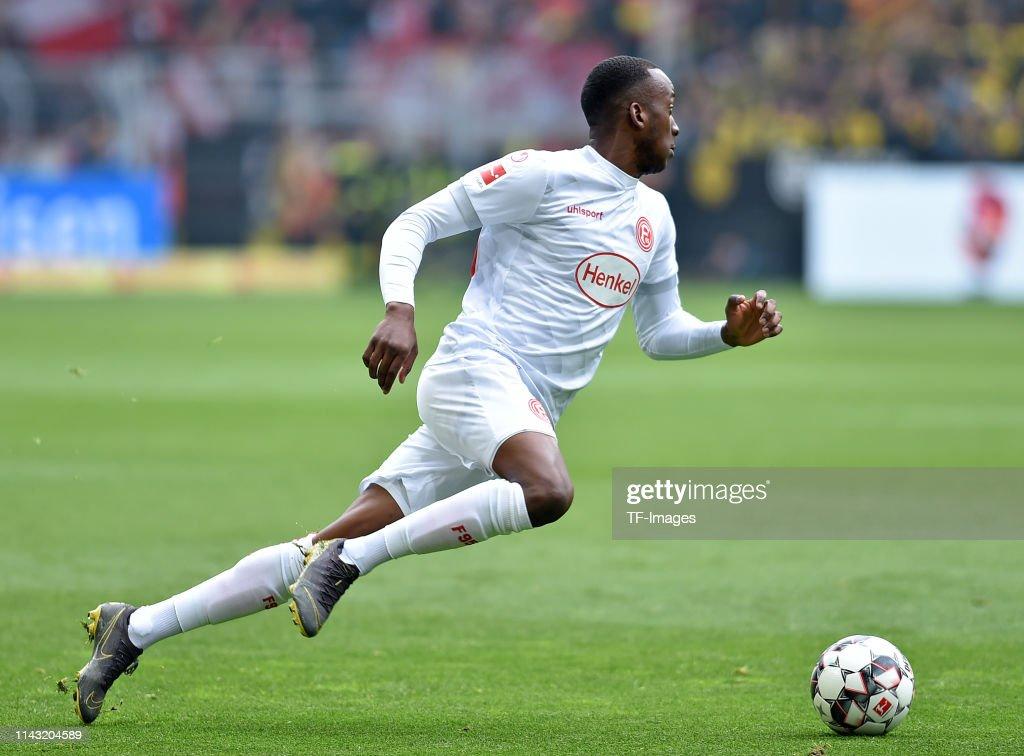 Borussia Dortmund v Fortuna Duesseldorf - Bundesliga : News Photo