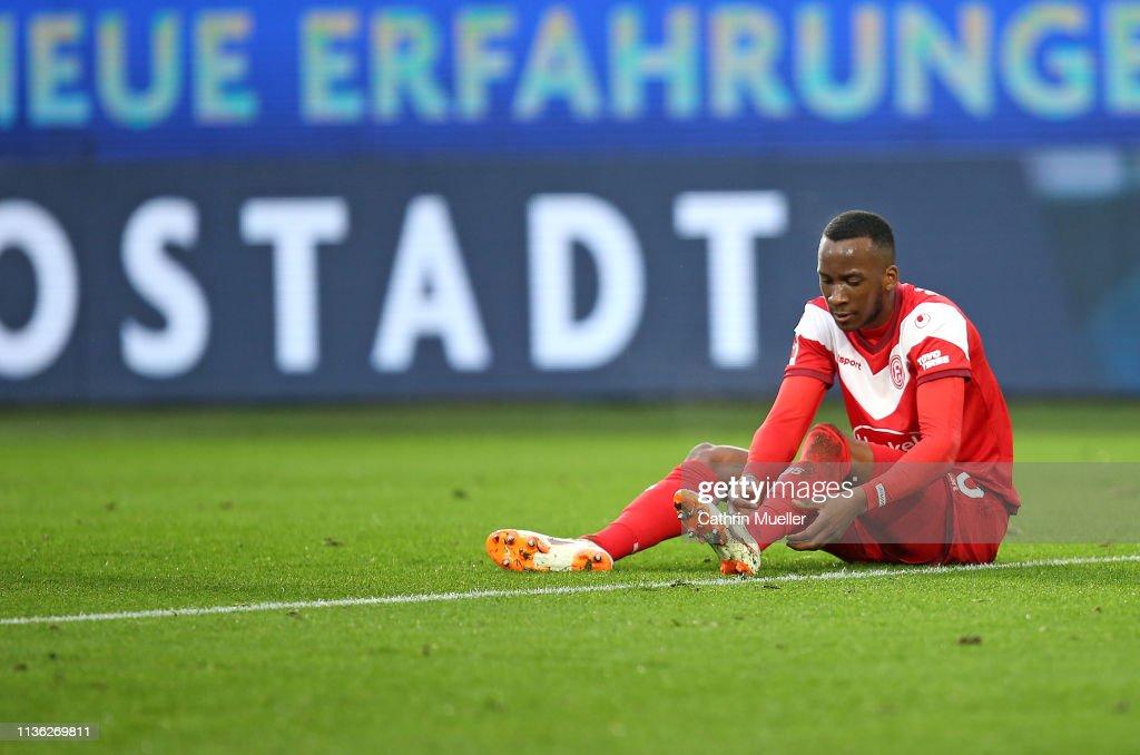 VfL Wolfsburg v Fortuna Duesseldorf - Bundesliga : News Photo