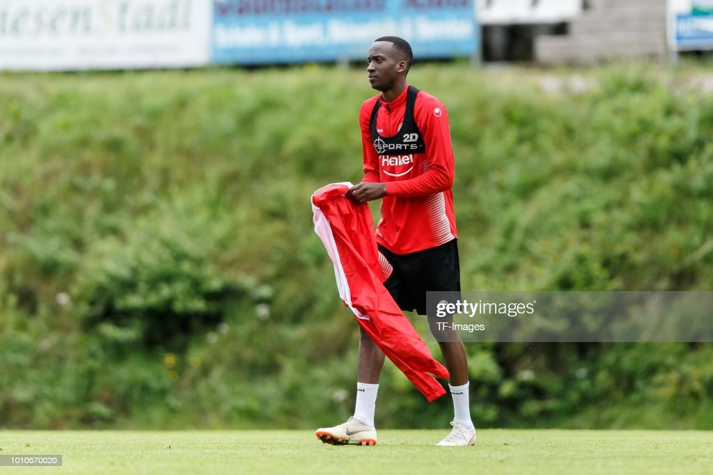 Fortuna Duesseldorf Training Camp : News Photo