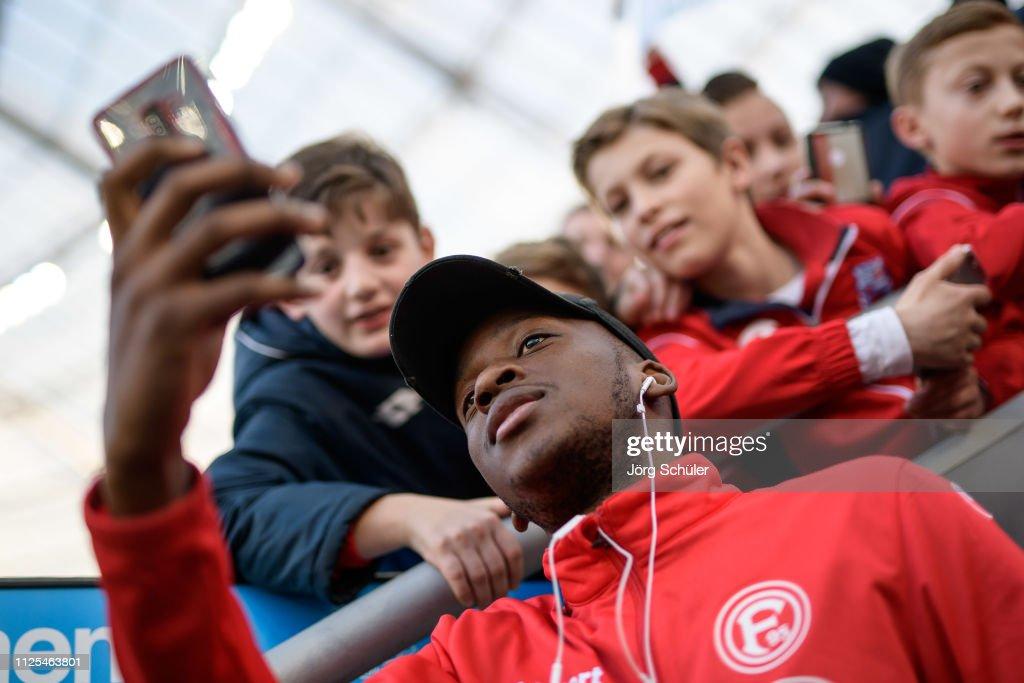 DEU: Bayer 04 Leverkusen v Fortuna Duesseldorf - Bundesliga
