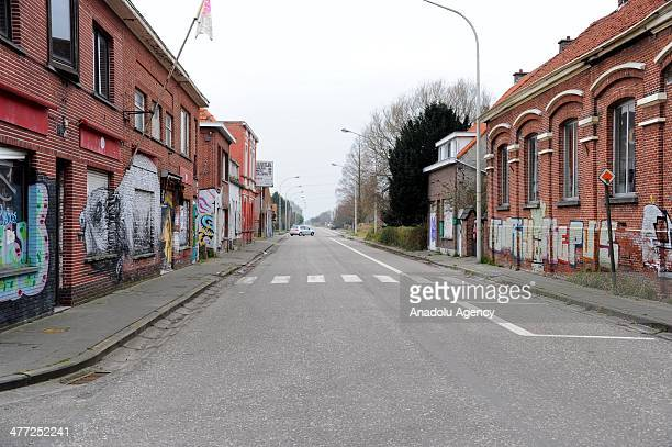 Doel, a subdivision of the municipality of Beveren in the Flemish province of Oost-Vlaanderen, of Belgium turns into an open air museum as many...