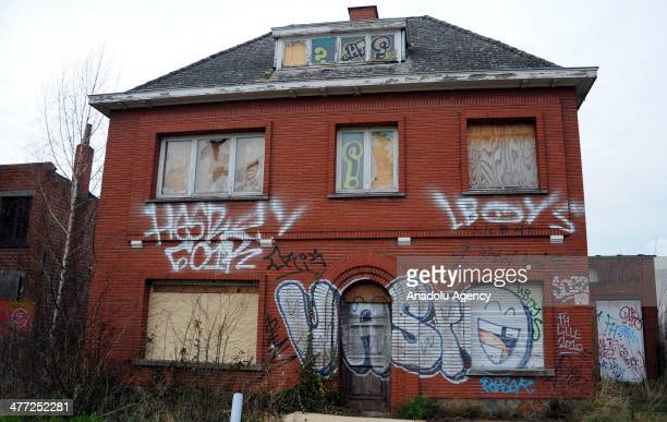Doel a subdivision of the municipality of Beveren in the Flemish province of OostVlaanderen of Belgium turns into an open air museum as many European...