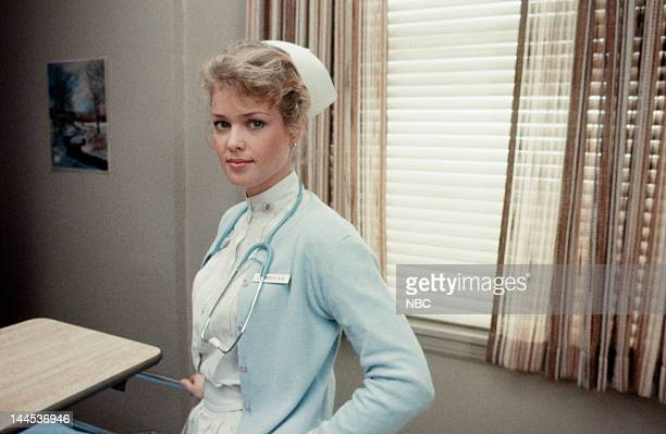 ST ELSEWHERE Dog Day Hospital Episode 18 Pictured Melody Anderson as nurse Jill Roberts