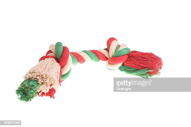dog toy - dogs tug of war stock pictures, royalty-free photos & images